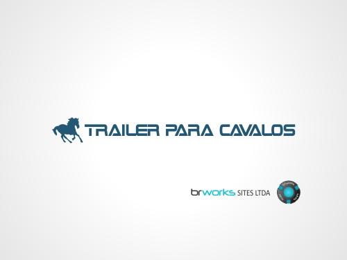 desenvolvimento de sites para trailer de cavalos