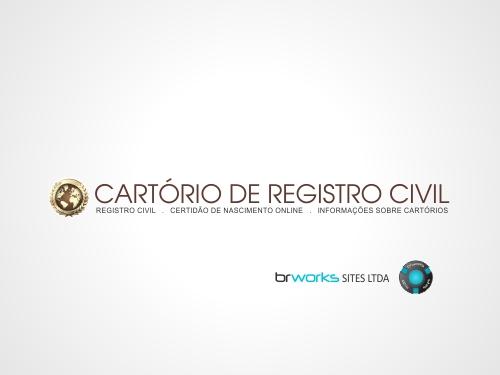 cartório de registro civil desenvolvimento de sites