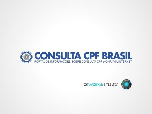 Consulta CPF Brasil